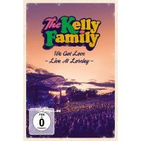 The Kelly Family - We Got Love - Live At Loreley - 2DVD