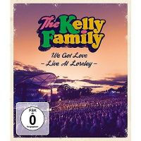 The Kelly Family - We Got Love - Live At Loreley - Bluray