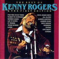 Kenny Rogers - The Best Of Kenny Rogers And The First Edition - CD