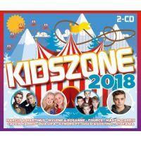 Kidszone 2018 - 2CD