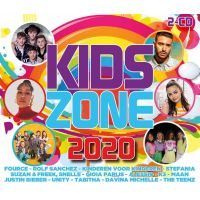 Kidszone 2020 - 2CD