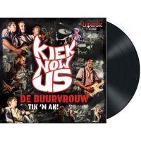 Kiek Now Us - De Buurvrouw / Tik 'M Aan - Vinylsingle