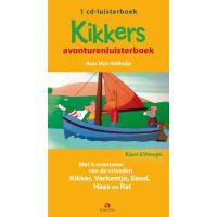 Kikkers Avonturenluisterboek - LUISTERBOEK OP CD