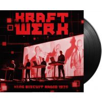 Kraftwerk - King Biscuit Radio 1975 - LP