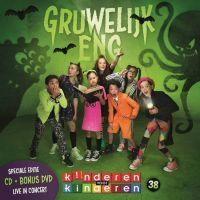 Kinderen voor Kinderen 38 - Gruwelijk Eng - CD+DVD