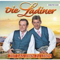 Die Ladiner - Zeit Das Leben Zu Leben - CD