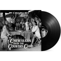 Lana Del Rey -  Chemtrails Over The Country Club - LP
