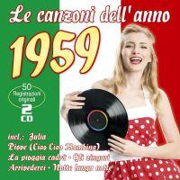 Le Canzoni Dell'anno 1959 - 2CD