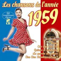 Les Chansons De L'annee 1959 - 2CD