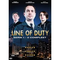 Line Of Duty - Serie 1-5 - 11DVD