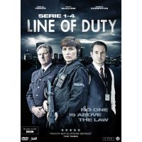 Line Of Duty - Serie 1-4 - 6DVD