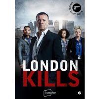 London Kills - Lumiere Crime Series - 2DVD