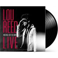 Lou Reed - Best Of Waiting For The Man Live 1976 - LP