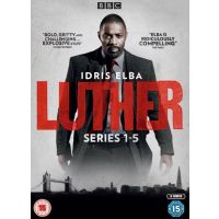 Luther - Series 1-5 - 9DVD
