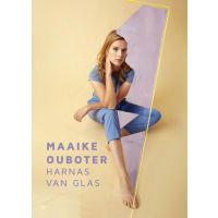 Maaike Ouboter - Harnas Van Glas - BOEK+CD