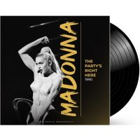 Madonna - The Party Is Right Here 1990 - LP