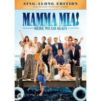 Mamma Mia - Here We Go Again - DVD