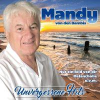 Mandy von den Bambis - Unvergessene Hits - CD