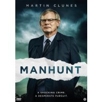 Manhunt - Seizoen 1 - DVD