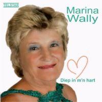 Marina Wally - Diep In M'n Hart - CD
