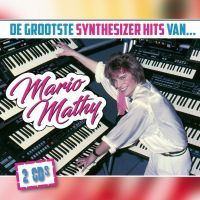 Mario Mathy - De Grootste Synthesizer Hits Van Mario Mathy - 2CD