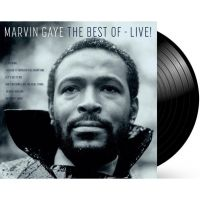 Marvin Gaye - The Best Of Live - LP