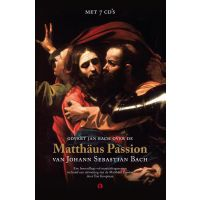 Govert Jan Bach over de Matthaus Passion van J.S. Bach - LUISTERBOEK 7CD