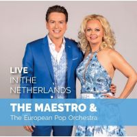 The Maestro & The European Poporchestra - Live In The Netherlands - CD