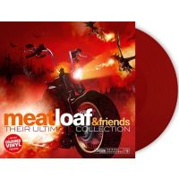 Meat Loaf & Friends - Their Ultimate Collection - Coloured Vinyl - LP