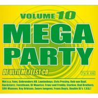 Mega Party - Vol.10 - 2CD