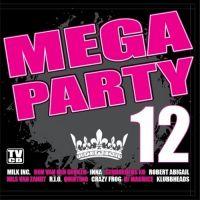 Mega Party - Vol.12 - CD