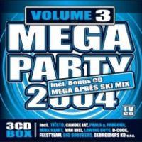 Mega Party - Vol 3. - 3CD
