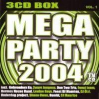 Mega Party - Vol 1. - 3CD