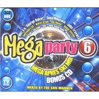 Mega Party - Vol.6 - 3CD