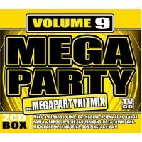 Mega Party - Vol.9 - 2CD