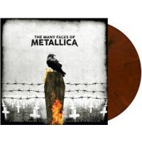 Metallica - The Many Faces Of - Coloured Vinyl - 2LP