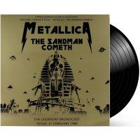 Metallica - The Sandman Cometh - Limited Gold Vinyl - LP