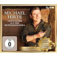 Michael Hirte - Liebesgrusse Auf Der Mundharmonka - Gold Edition - CD+DVD