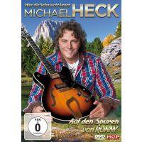 Michael Heck - Auf Den Spuren Von Ronny - DVD