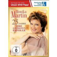 Monika Martin - 25 Jahre - Ihre Grossten Erfolge - DVD