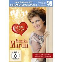 Monika Martin - Ich Liebe Dich - DVD
