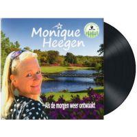 Monique Heegen - Als De Morgen Weer Ontwaakt - Vinyl Single