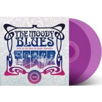 Moody Blues - Live At The Isle Of Wight Festival 1970 - Coloured Vinyl - 2LP
