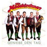 Die Mooskirchner - Geniesse Den Tag - CD