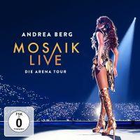 Andrea Berg - Mosaik Live - Die Arena Tour - 2CD+DVD