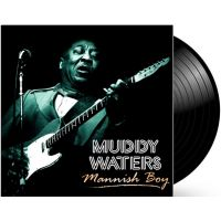 Muddy Waters - Mannish Boy - LP