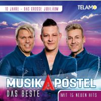 Musikapostel - Das Beste - 10 Jahre - Das Grosse Jubilaum - 2CD