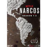 Narcos - Seizoen 1 t/m 3  - 9DVD