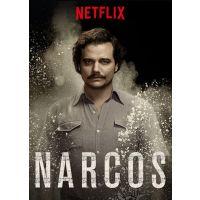 Narcos - Seizoen 1 t/m 4 - 12DVD