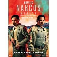 Narcos Mexico - Season 1 - 3DVD
